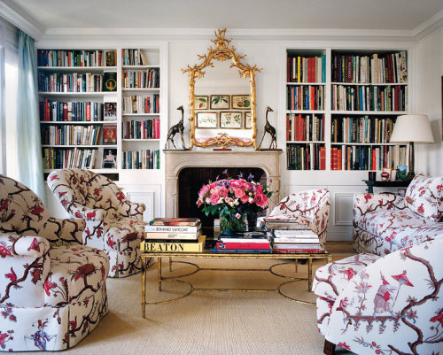 paris apartment | photo francois halard | t mag