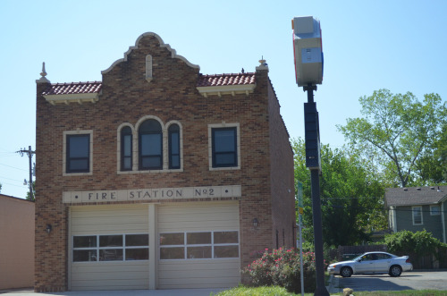Fire Station No. 2 - Lawrence, Kansas (by jeffreywhittle)