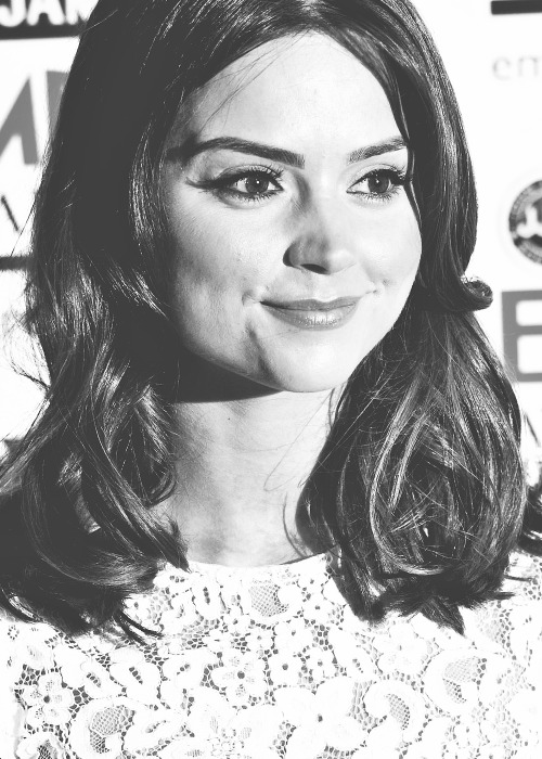 mylittlebigbluebox:  Jenna Louise Coleman | Jameson Empire Film Awards (24th March 2013)
