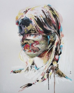 Sandra Chevrier. Paintings by Sandra Chevrier: Read More