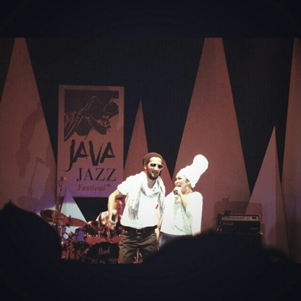 The Groove! #javajazz #javajazz2013 #2013 #jjf #jjf2013 #jakarta #indonesia #thegroove (at Java Jazz Festival 2013)