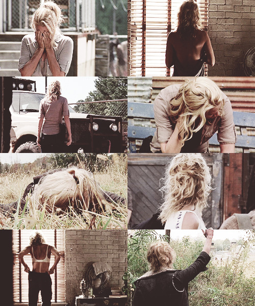 » Screencap Meme↳ Andrea (Season 3) | Faceless