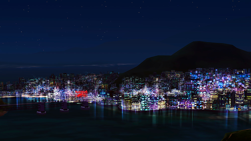 pretty lights #hoods#sims4#sims4 screenshot