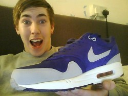 new creps look how happy i am
