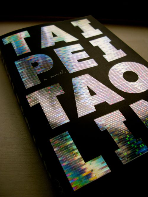 I wrote a book report on Tao Lin's new novel, Taipei, which I enjoyed a lot.