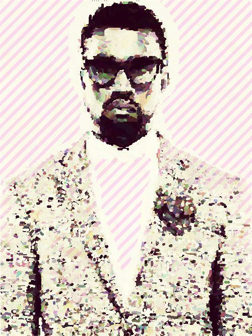 blackfashion:  Kanye, 35, IDK Submitted by:http://www.tumblr.com/blog/phvro  Uncle Ye