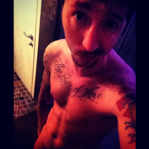 Shower and…good night! 👀💤 #andylove #swag #music #tattoo #bestphoto #bestpic #beautiful #love #followme #followback #followbackagain #followbackalways #followfourfollow #teamfollowback #instalove #instabeauty #instagallery #instafamous #instasg #life #bestpicture #fashion #instamood #like4like #me #instagood #like #amazing #onedirection #cool