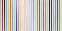 "neurosmechanica:  ""Hirst in Stripes 02""  (Prison of Color) by michael mathews (neuroBoy) The Art of Neuros Mechanica on Facebook & Instagram: https://www.facebook.com/pages/Neuro-Boy/184514304933264 http://instagram.com/neuroboyart"
