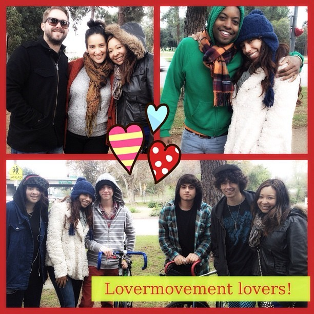 Lovermovement lovers!!! Thank you for your blessings  &love ! Giving apart of you goes along way! #donations #lovermovment #giving #faith #friends