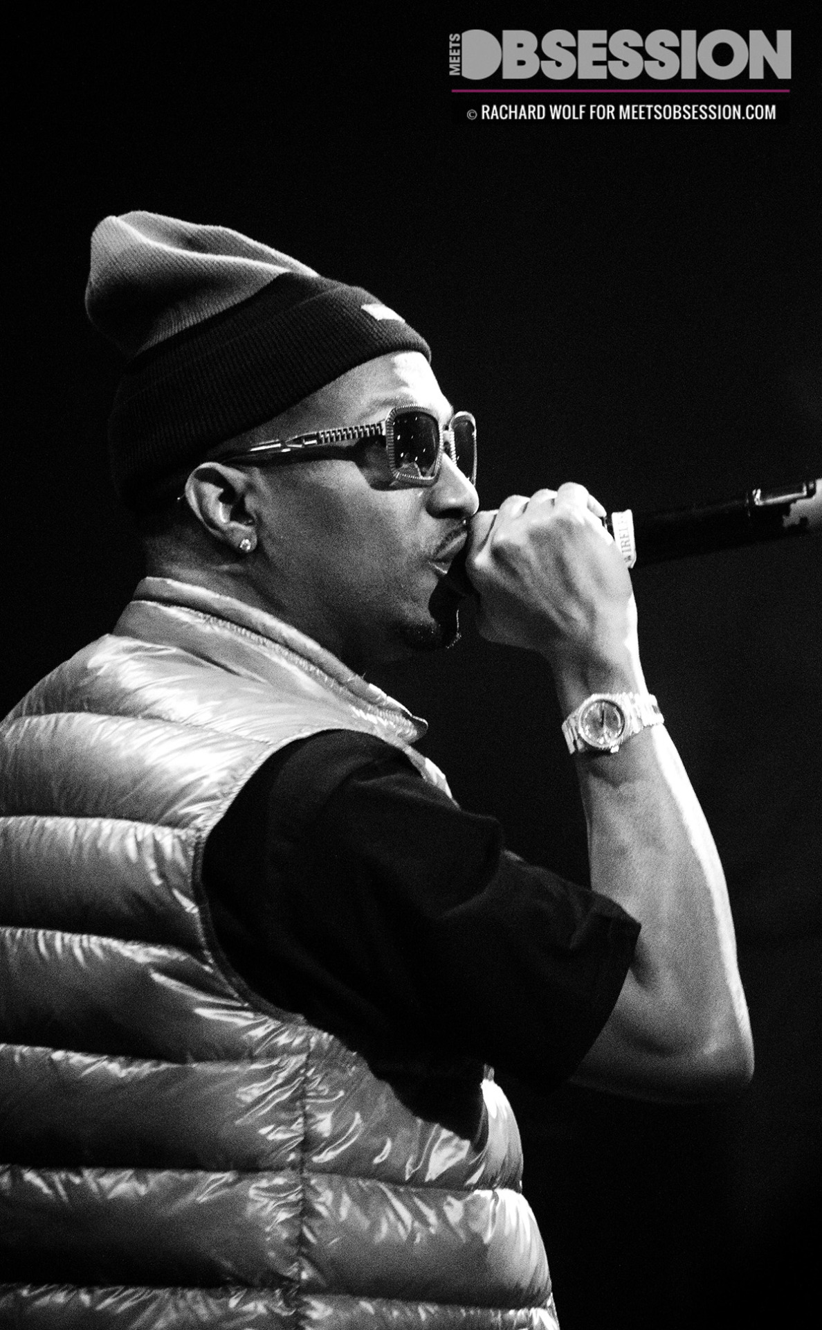 camsfilms:  Juicy J performing live at Howard Theater last night! 5/12/13 —Rachard Wolf Photography