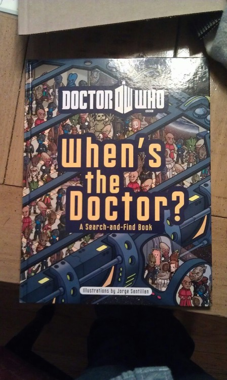 superlockthetardis:  Look what just came in the mail!