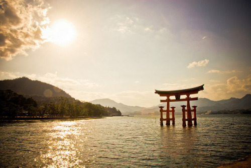 宮島 / Itsukushima / Miyajima by Sparkling World on Flickr.