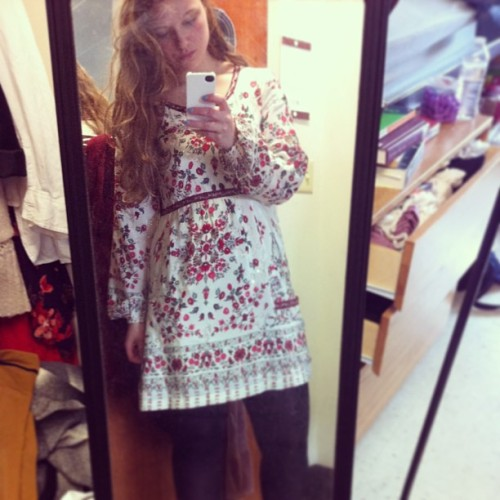 #freepeople Russian doll dress