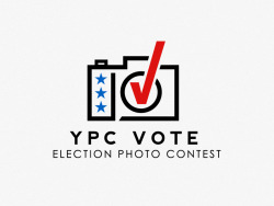 YPC Vote Event Graphic | Freelance (2012)