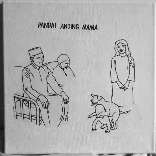 Engku Iman ® Canvas Transfer 2013