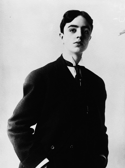 theloudestvoice:  William Powell, c. 1908