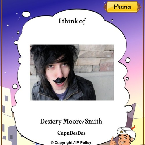 @capndesdes look who I found in the #akinator