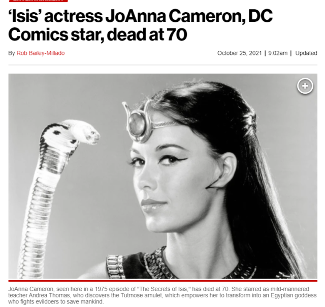 #oh no another one #joanna cameron#rip#isis