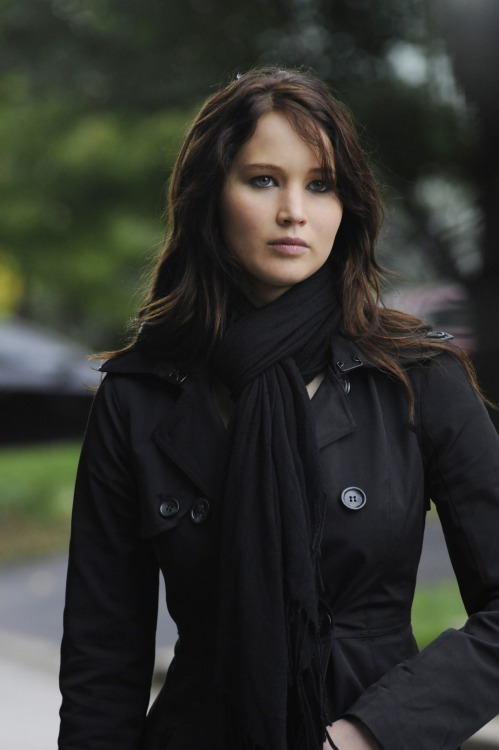suicideblonde:  Jennifer Lawrence in Silver Linings Playbook  Such a good movie and deserving of every award it wa nominated!