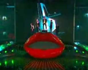 "Look. It's One Direction singing on some lips. Not my problem. Btw, ""Kiss You"" is my favorite song off of their new album. Yeah I heard it."