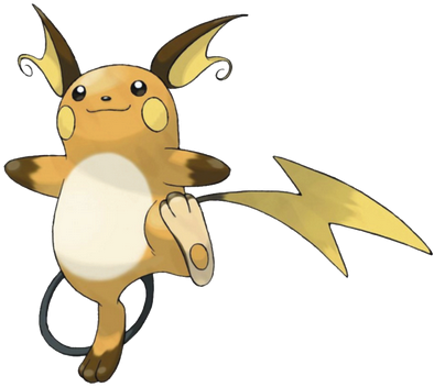 Are we *really* sure Dedenne doesn't evolve into Raichu? 'cause I still think there's a chance she's the game's first branched pre-evolution.