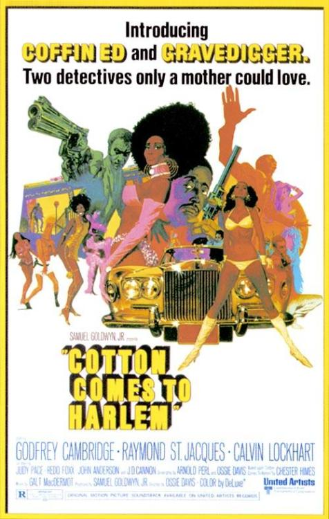 Cotton Comes To Harlem, 1970