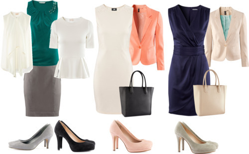 H&M Professional Look Wishlist by lefashionromance featuring h&m