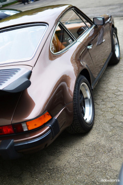 flat-six:  Porsche 911 SC 1978 by Rick Wolterink on Flickr.