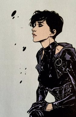 the-catwoman:Selina in Catwoman #4 by Joelle Jones & Laura Allred