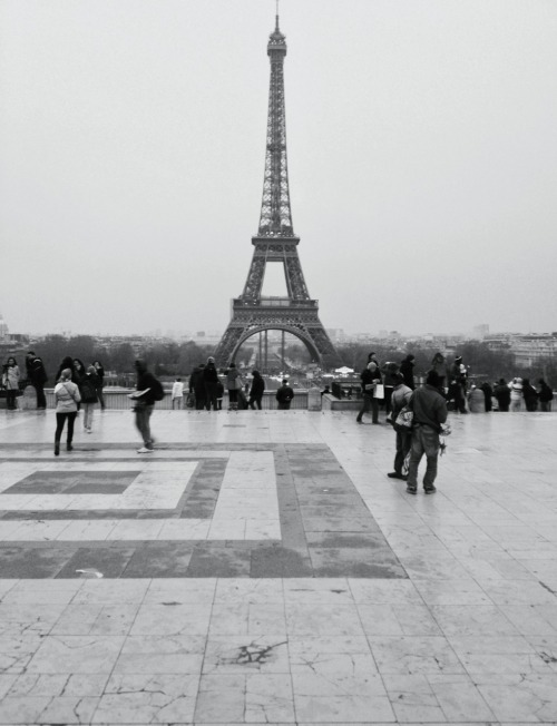 Eiffel  (AKA Where I'd rather be every day)