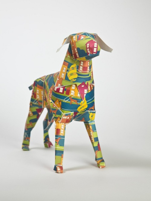 My customized 'Gerald' dog for Lazerian. Check out the full project in my portfolio!