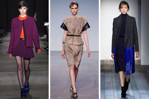 10 of fall 2013's most wearable trends.