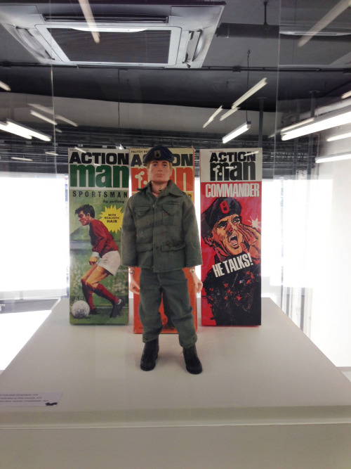 WHEN I WAS YOUR AGE I PART 1 - A VINTAGE ACTION MAN AND G.I. JOE EXHIBITION