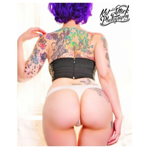 Kallisto and her pretty bottom <3 photo by me #katattackphotography