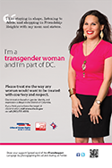 ryansallans:  D.C. ADVERTISES FOR TRANSGENDER ACCEPTANCE This well researched article by Miriam Zoila Perez explores the Trans-Awareness Ad Campaign that was rolled-out in Washington D.C. in 2012. I was fortunate to be one of the individuals Miriam interviewed for this article.  You can learn more about Miriam's work by visiting her tumblr blog here.  -Ryan