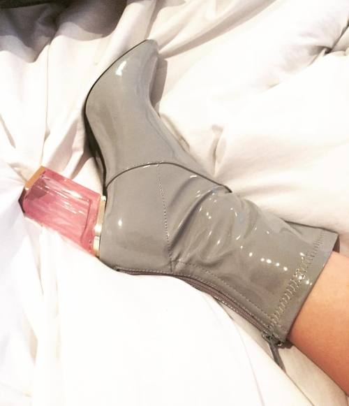 patentboots boots publicdesire diorinspired dior perspex