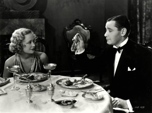 Trouble in Paradise (1932, USA, Ernst Lubitsch) (source)