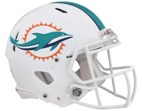 What do you think of the Miami Dolphins new logo?