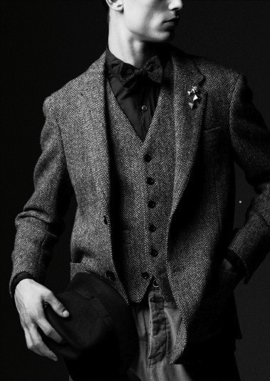 mensfashionworld:  Tomorrowland Winter 2012-2013 Lookbook