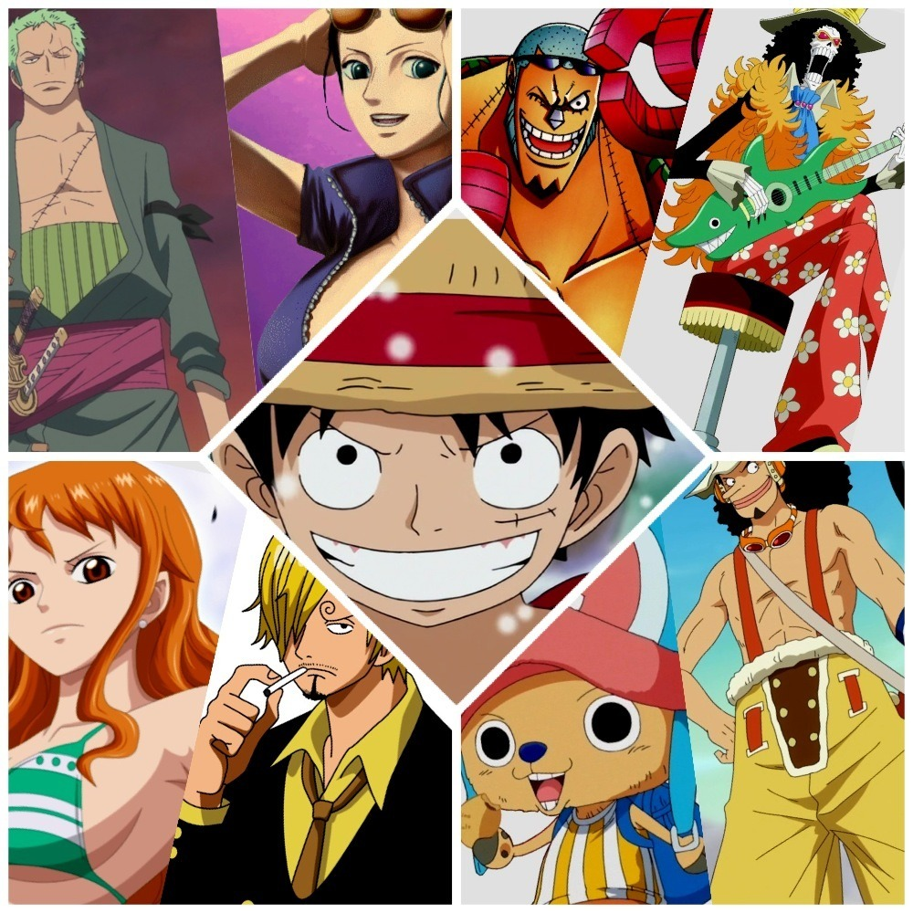 jonathan735:  Straw hats (time skip)