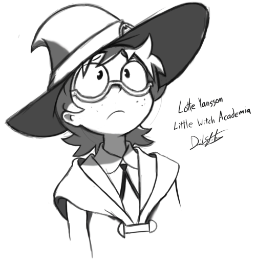 Lotte. Also on DeviantArt