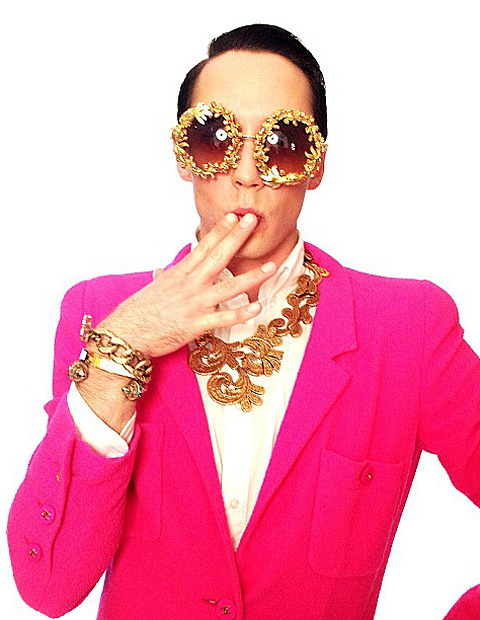 Fun Incarnate. Binky's Johnny Weir Blog. @JohnnyGWeir Refinery29 pic roundup, new fan store stuff, plus: Johnny is a Premiere Speaker! But of course we knew that. :D Photo via @geordypearson on Instagram.