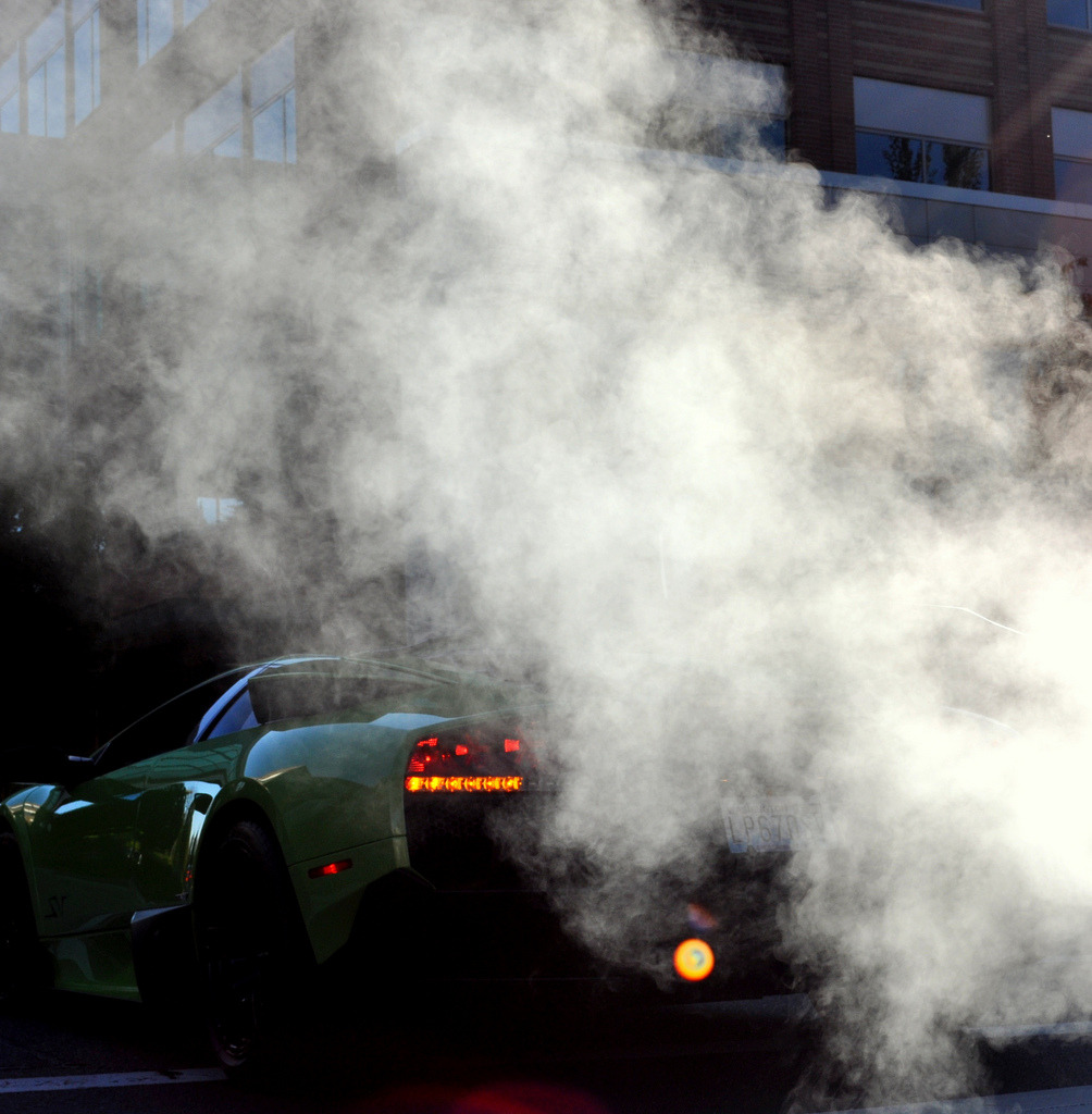 Smokin' SuperVeloce