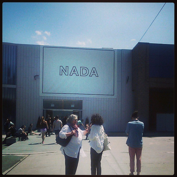 #NYC #artfair #NADA