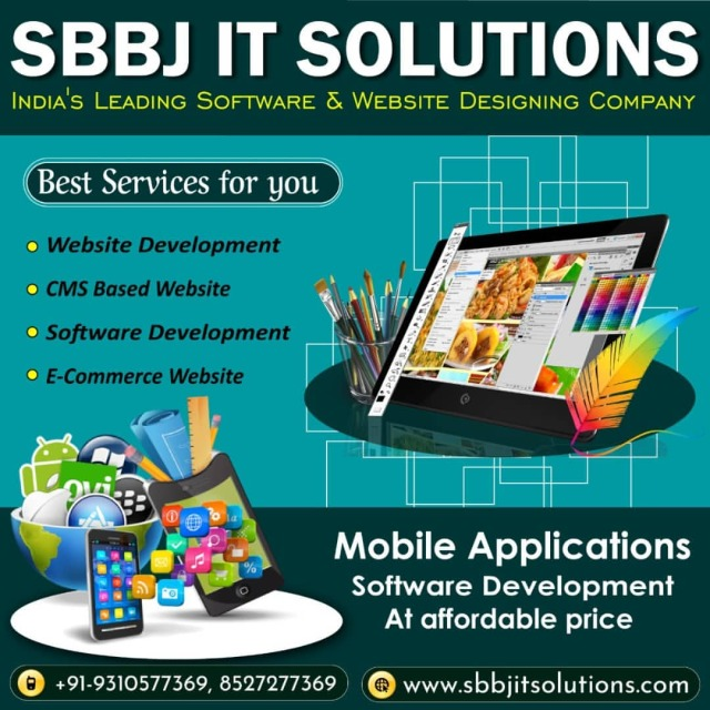 SEO FRIENDLY WEBSITE !!! Website Design, Website Re-Design, Customized Software, MLM Software, Affiliates Marketing Software..... Only at one places..... SBBJ IT SOLUTIONS !!!!! Call Us @ - 9310577369 / 8527277369 https://sbbjitsolutions.com/contact-us.php #website #web #webdesigner #websitedesigner #webdeveloper #webdesignernearme, #bestwebsitedesigningcompany #websites #websitedesigningcompany  (at SBBJ It Solutions) https://www.instagram.com/p/CVR4UqLl57-/?utm_medium=tumblr #website#web#webdesigner#websitedesigner#webdeveloper#webdesignernearme#bestwebsitedesigningcompany#websites#websitedesigningcompany