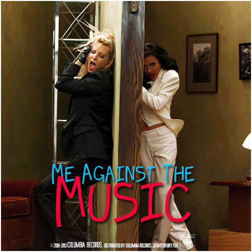 2x02 Britney/Brittany | Me Against The Music Requested Episodic Still Alternative Cover Request by klainebowsaredelicious