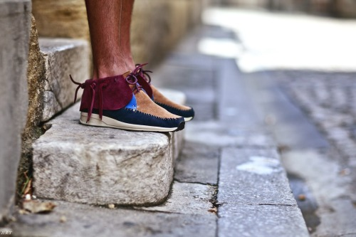 3y3scream:  visvim fbt kudu JP   Please make these in my size