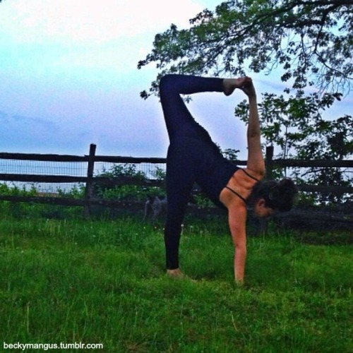 sugar cane pose - chopasana