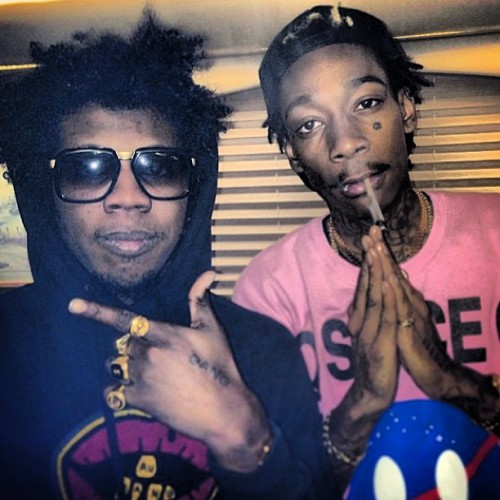 "trinidadjames:  I learned that you don't talk while juicy j is performing ""slob on my knob"" . All you do is TURN UP!!"