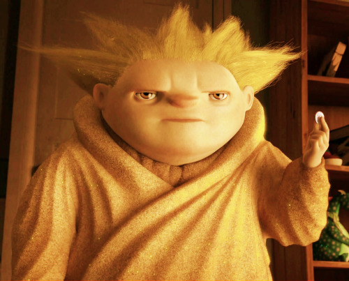 believeintheguardians:  Rise of the Guardians Random Screenshots: Sandy {6/?}